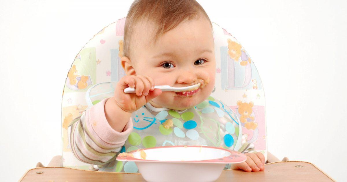 Alimentaci n complementaria para beb s mayores de 6 meses - Alimentacion bebe 6 meses ...
